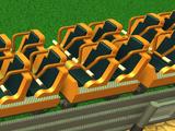 Hydraulic launch coaster