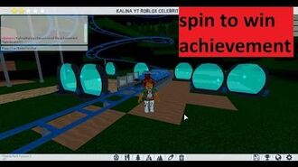 THEME PARK TYCOON 2 HOW TO GET SPIN TO WIN STEP BY STEP