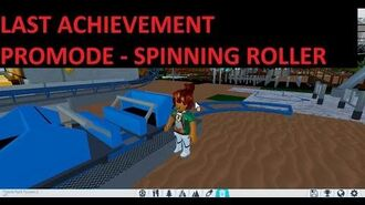 PROMODE Theme Park Tycoon SUPER EASY step by step HOW TO GE ACHIEVEMENT PROMODE