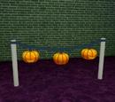 Pumpkin rope (Metal)