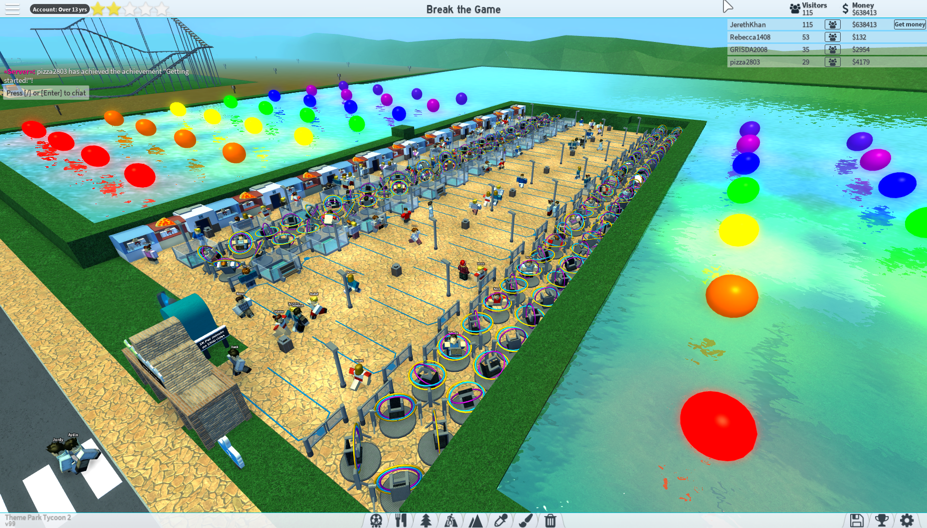 User blog:Jereth Khan/Screwing with Mechanics | Theme Park