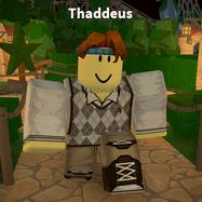 Visitor thaddeus
