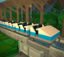Multi-launch coaster