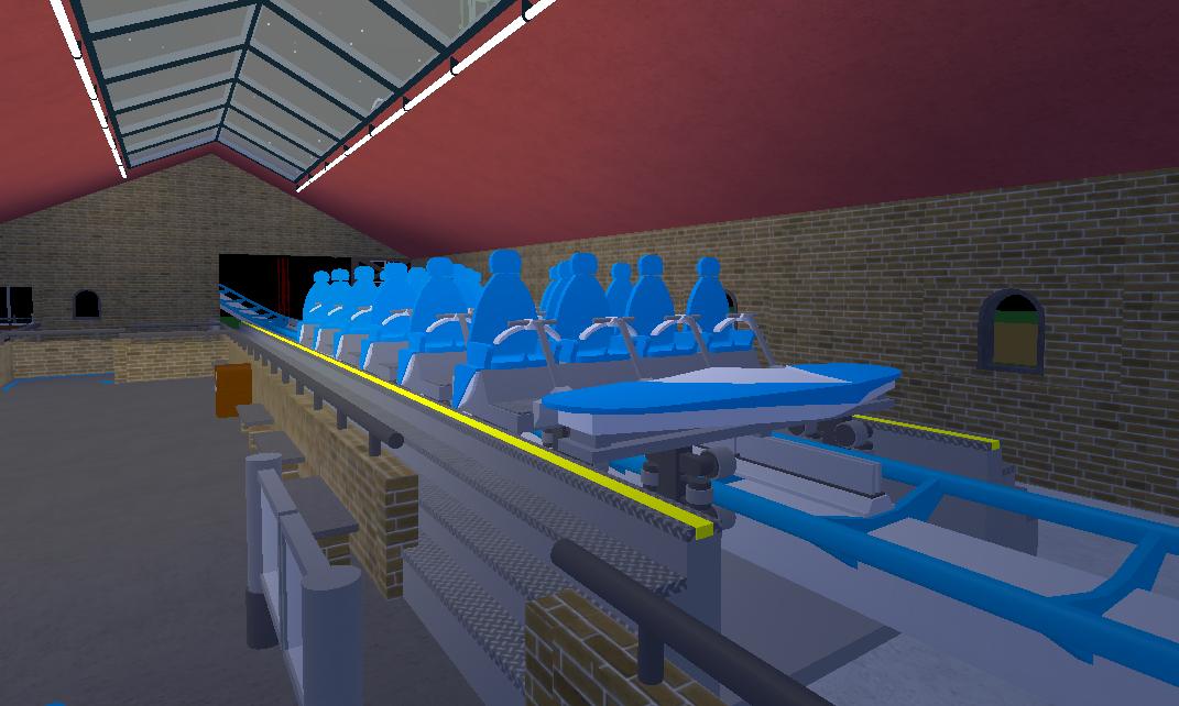 Hypercoaster   Theme Park Tycoon 2 Wikia   Fandom