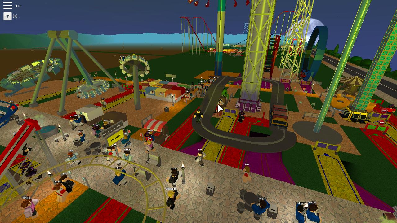 How To Farm Cash Fast Theme Park Tycoon 2 Wikia Fandom - a glitch in roblox city tycoon 2