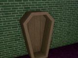 Coffin/Vertical, open