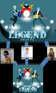 LEGEND (Electric Mix) BEMANI Artist Connection