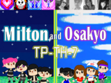 Milton and Osakyo