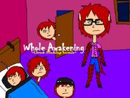 Whole Awakening ~Clock Ticking remix~-bg