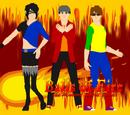 Balls of Fire (The Moment Spirit Remix)
