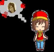 Yuri Moto + Idol
