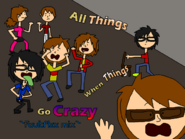 All Things When Things Go Crazy ~Faultflex mix~-bg