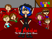 The Nobolee ~The Moment Spirit Remix~-bg