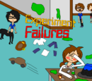 Experiment Failures