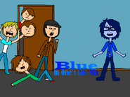 Blue (In One's Life Mix)-bg