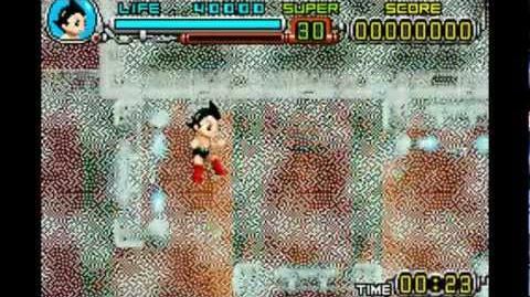 XBOXCOOLCLANREVIEWS - Astro Boy Omega Factor For Gameboy Advance