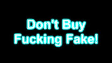 Don't Buy F**KING Fake!!!!!