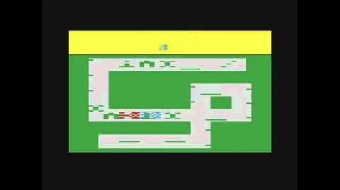 Math Gran Prix For Atari 2600 Review