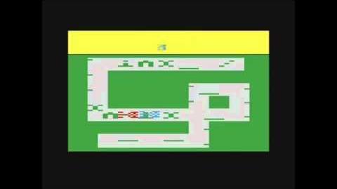 Math Gran Prix For Atari 2600 Review