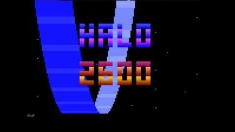 Halo 2600 For Atari 2600 Review