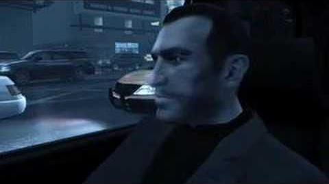 Grand Theft Auto IV Niko Bellic Trailer