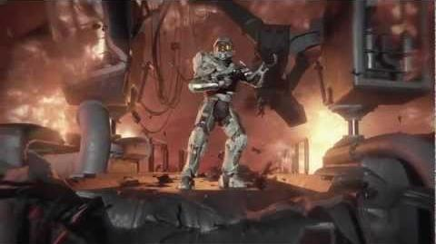HALO 4 E3 2011 Teaser Trailer