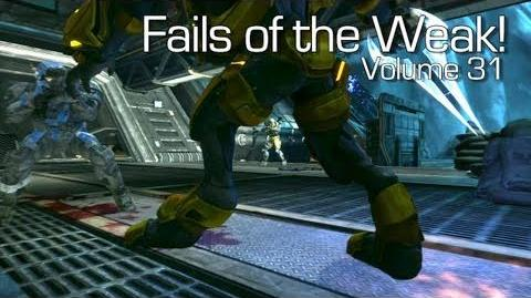 Halo Reach - Fails of the Weak Volume 31 (Funny Halo Bloopers and Screw-Ups!)