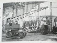 1930s COLES EMA MK1 Yardcrane
