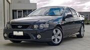 2006-2007 Ford BF II Falcon XR6 sedan 01
