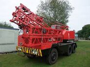 ALLEN T6 Cranetruck 6X4 Preserved