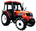 Arvid 804 MFWD - 2008