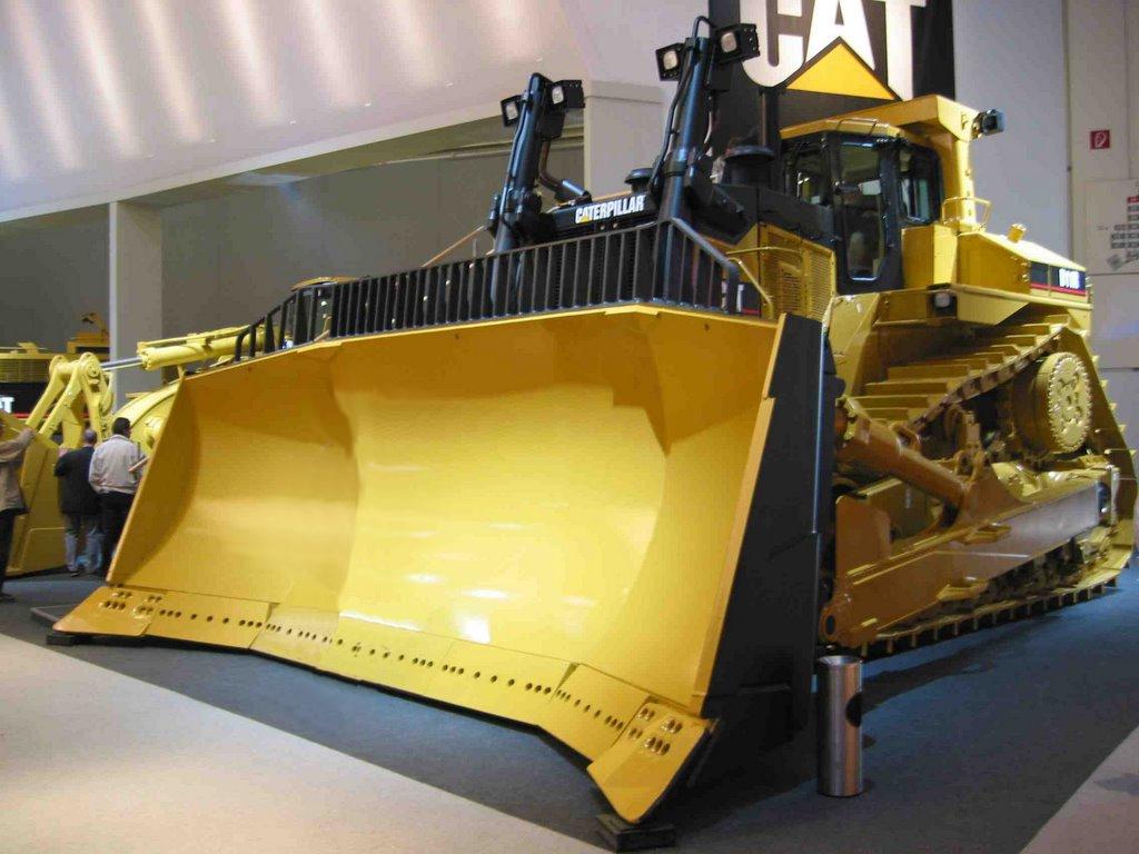 Caterpillar D11 | Tractor & Construction Plant Wiki | FANDOM