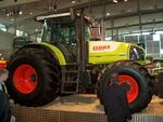 Claas Ares 636 RZ MFWD - 2004