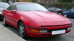 Ford Probe front 20071119