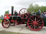 Fowler no. 11082 PE Jaroslava - SV 7345 at Driffield 08 - P8100446