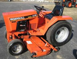 Ingersoll 4016 hydriv - 1992