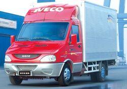 Iveco Ouba boxtruck (NAVECO)