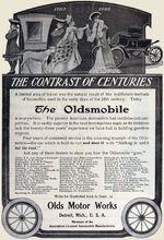 Oldsmobile Ad 1905