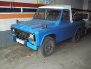 PORTARO 260DCM Diesel 2500 4X4 de 1987