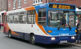 Stagecoach Hampshire 32309