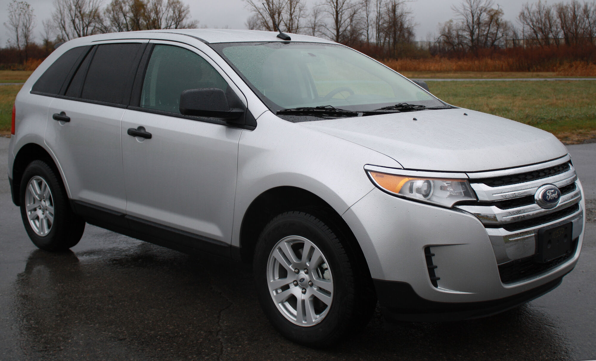Ford Edge Tractor & Construction Plant Wiki