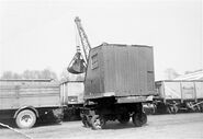 A 1950s Smith Of Rodley Excavator Diesel