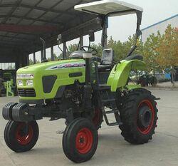 BOMR 600 Ultra High Clearance - 2011