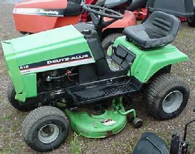 Deutz-Allis 512 | Tractor & Construction Plant Wiki | FANDOM powered