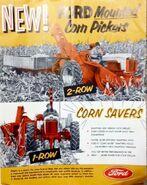 Ford corn picker ad