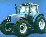 Iseki Big T 1355 MFWD 2