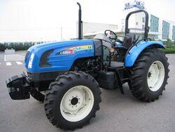 LS LS804-1 MFWD - 2012