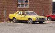 Leyland P76 yellow