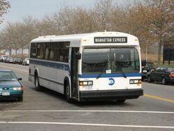 MTA Bus MCI Classic 7901