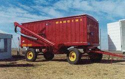 Mancini ATF-12T wagon